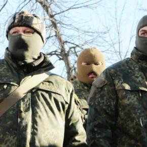 Новости 20.02.2015. Силовики заявили, что обустраивают новую линию обороны у Артемовска