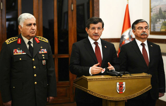 Новости 22.02.2015. Турецкая армия взяла под контроль часть территории Сирии