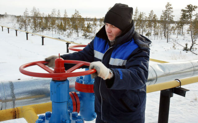 Новости 24.02.2015. Газпром: Киев не внес предоплату за газ, есть риск остановки поставок