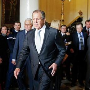 Новости 26.02.2015. Лавров: Москва считает нереальными условия Киева для перемирия