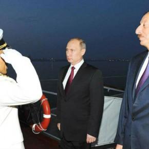 REGNUM. Новейшая история Азербайджана начнется в тесном союзе с путинской Россией