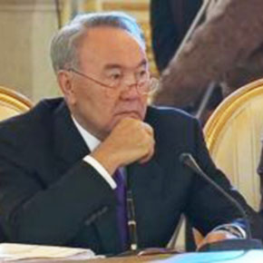 Украина разбудила Казахстан