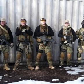 Частные военные компании и война на Юго-Востоке Украины