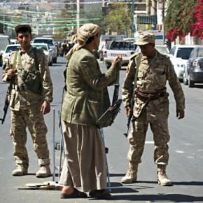 Новости 22.03.2015. ТВ: хуситы захватили третий по величине город Йемена Таиз