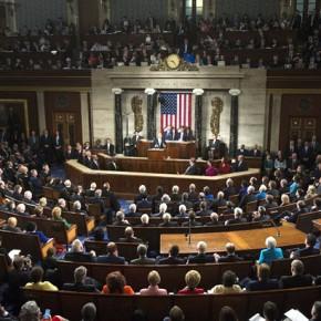 Новости 24.03.2015. В Конгрессе США принята резолюция, призывающая Обаму отправить оружие на Украину