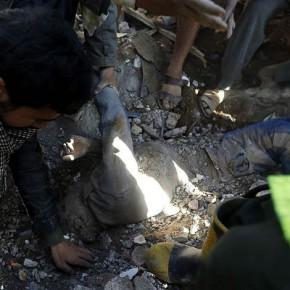 Новости 27.03.2015. Саудовская Аравия и ее союзники продолжают бомбить Йемен