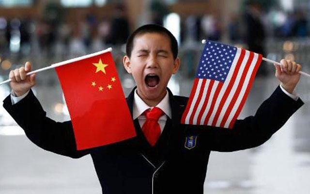 Как между Китаем и США Интернет «пробежал»