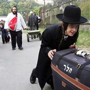 Евреи вернутся на постсоветское пространство