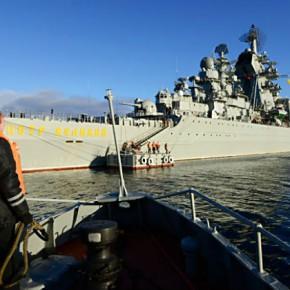 РУССКАЯ ПЛАНЕТА. Северный флот проверят на боеспособность