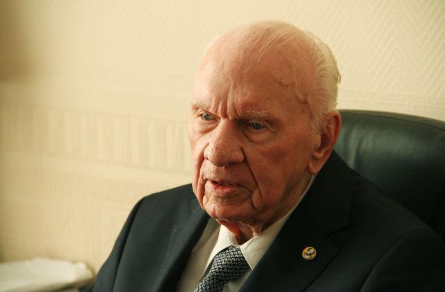 Научному руководителю ОАО «Концерн ПВО «Алмаз - Антей»» исполняется 95 лет