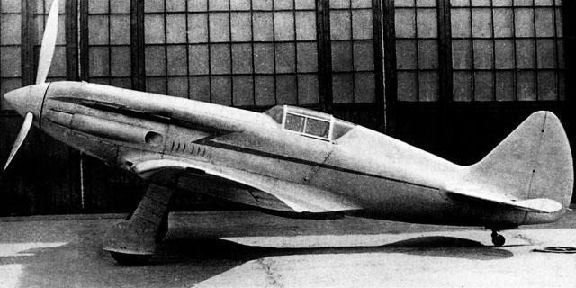 Истребитель И-200/МиГ-1