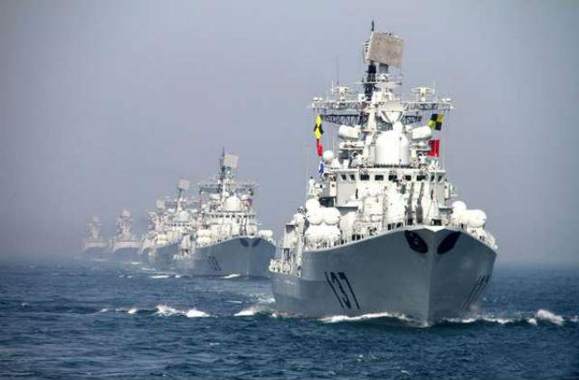Надводные корабли ВМС Китая – носители управляемого ракетного оружия