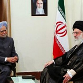 Ирано-индийские отношения