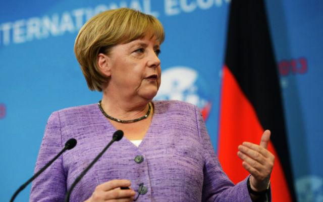 Новости 02.05.2015. Меркель: поездка в Москву 10 мая очень важна, несмотря на разногласия