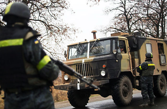 Новости 04.05.2015. Украинские военные отказались выводить войска из Широкино