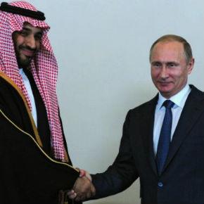 «Прорыв» в российско-саудовских отношениях: между мифом и обманом