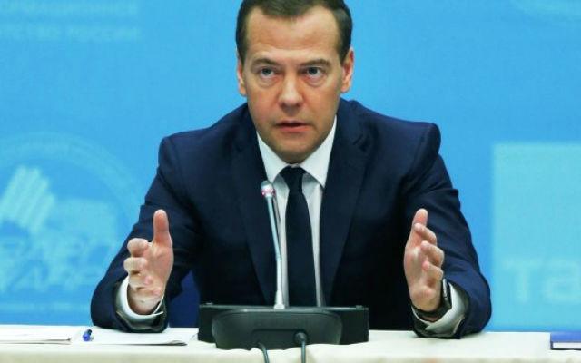 Новости 11.06.2015. Медведев: санкции простимулировали Россию к взаимодействию с Азией