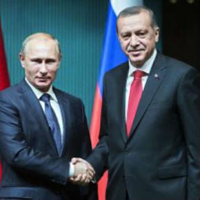 ИАИ «СТОЛЕТИЕ». Бакинские диалоги президента. В. Путину удалось на переговорах с Эрдоганом добиться максимума возможного