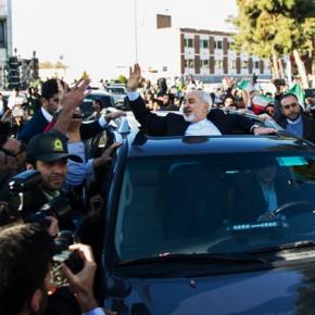 Тегеран: внутриполитическая интрига «Венского пакта»