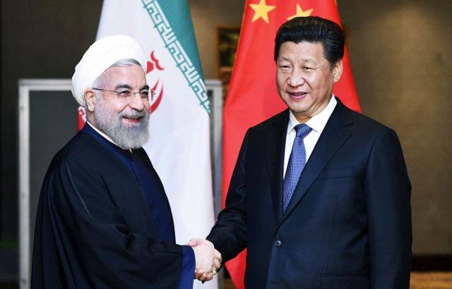 Тегеран-Пекин: амбициозный лев и крадущийся дракон