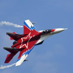 МиГ-29 высоко оценили на авиашоу Royal International Air Tattoo в Великобритании