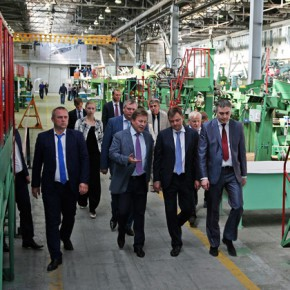 Руководители ОАК и корпорации «МиГ» обсудили перспективы развития авиазавода в Луховицах