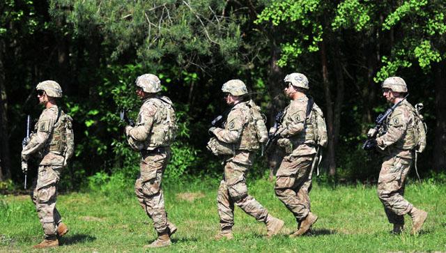 Новости 24.07.2015. Госдеп: США проведут военные учения на Украине