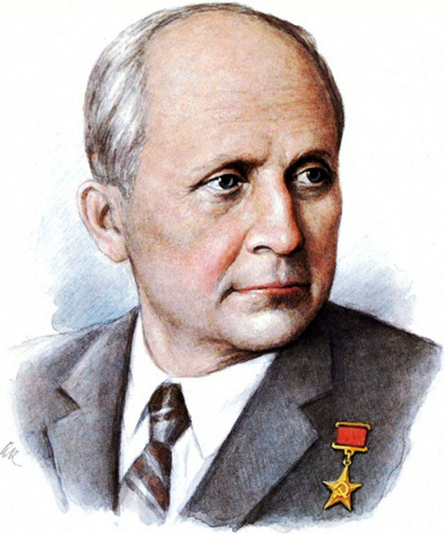 Авиаконструктор Павел Осипович СУХОЙ (1895-1975).