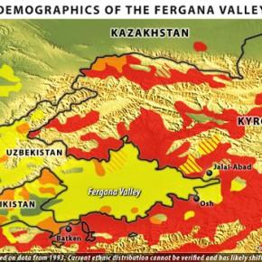 В дестабилизации Ферганской долины не заинтересовано ни одно соседнее государство