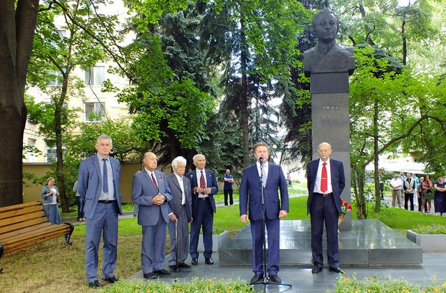 Сергей Коротков: Наша задача сохранить и развить наследие великого авиаконструктора Артема Микояна