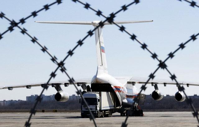 Новости 08.09.2015. Болгария отказала России в воздушном коридоре для самолетов с гумпомощью Сирии