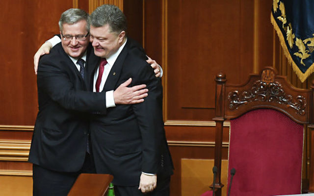 """РАДИО «Спутник». Поляки стали считать Украину """"черной дырой"""", которая обречена"""