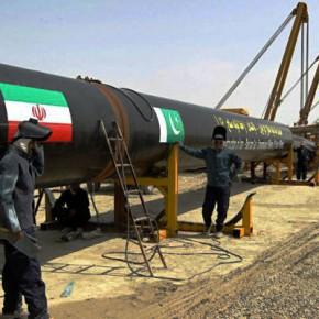 Интрига газопровода Иран–Пакистан–Китай