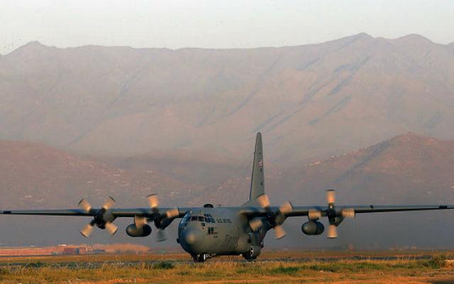 Новости 02.10.2015. Талибы заявляют, что сбили военный самолет США в Афганистане