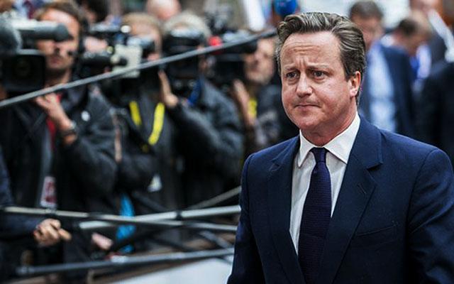 Новости 04.10.2015. Дэвид Кэмерон пообещал ускорить участие британских ВВС в борьбе с ИГ