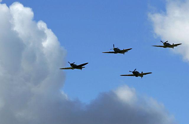 Новости 11.10.2015. Пилотам британских ВВС дано указание любой ценой избегать контакта с российскими истребителями