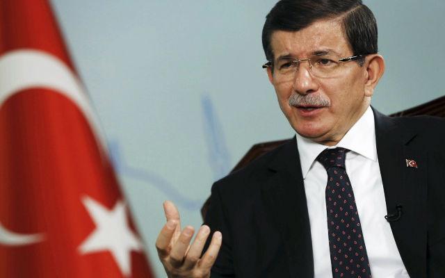 Новости 15.10.2015. Турецкий премьер обвинил Асада, курдов и ИГИЛ в сговоре