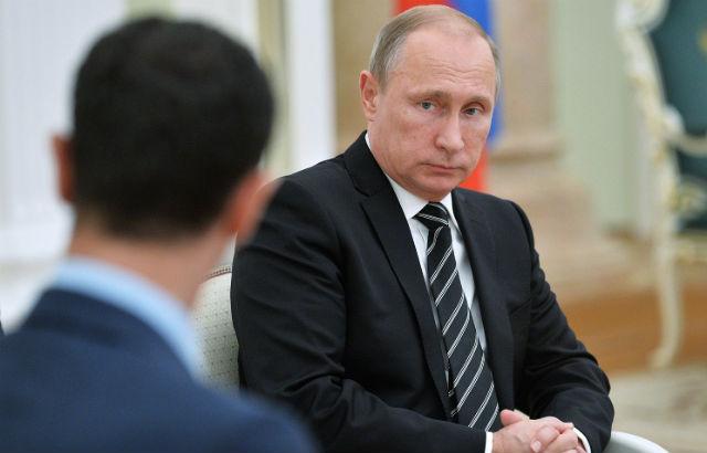 Новости 21.10.2015. Путин: урегулирования в Сирии можно достичь при участии всех политических сил