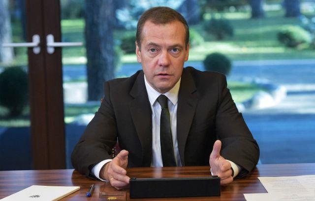 Новости 23.10.2015. Медведев: Россия поможет Сирии отстаивать свой суверенитет