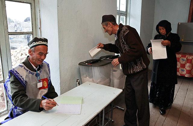 РУССКАЯ ПЛАНЕТА. Выборы в Киргизии: за водку и бешбармак