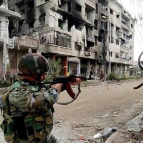 ИАИ «СТОЛЕТИЕ». На Алеппо! Сирийская армия готовится выбить террористов из крупнейшего города страны