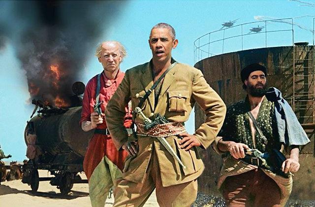 """РАДИО «Спутник». США готовят более свирепый исламистский """"клон"""", чем ИГ"""