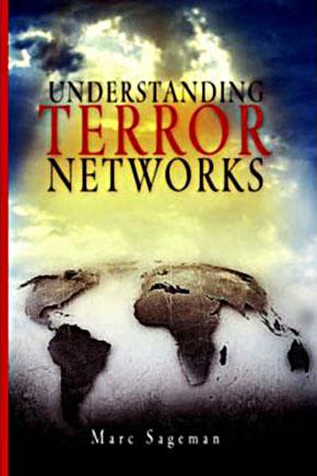 Обложка книги: Marc Sageman. Understanding Terror Networks. Скачать: https://ru.scribd.com/book/250905044/Understanding-Terror-Networks