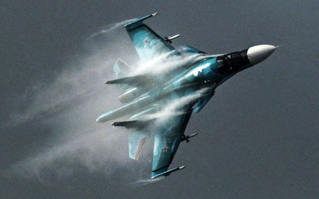 Новости 12.11.2015. ВС РФ в ноябре получат комплексы, превращающие Су-34 в самолет РЭБ