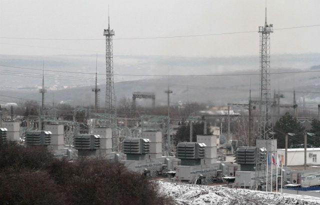 Новости 22.11.2015. Режим ЧС введен в Крыму из-за отключения электроснабжения