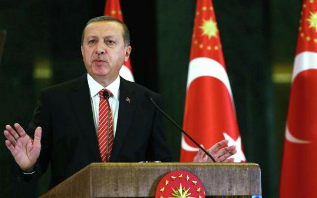 Новости 27.11.2015. Эрдоган: применение С-400 против турецких истребителей будет агрессией