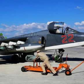 Новости 23.12.2015. Российская авиация с 18 по 23 декабря нанесла удары по 1,1 тыс. объектов в Сирии