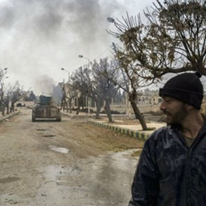 Новости 28.12.2015. Армия Сирии освободила около 20 поселений в ходе наступления на Ракку