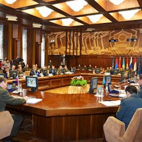 Российско-армянское ИА. Члены ОДКБ поддержат Россию по ИГ, но уклонятся от поддержки в Сирии