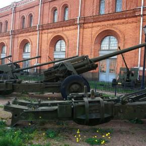130 мм пушка М-46: Универсальное орудие войн XX века
